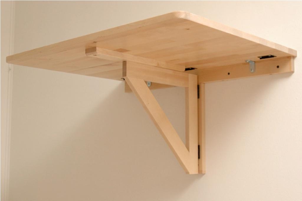 Cara Membuat Meja Dinding Lipat