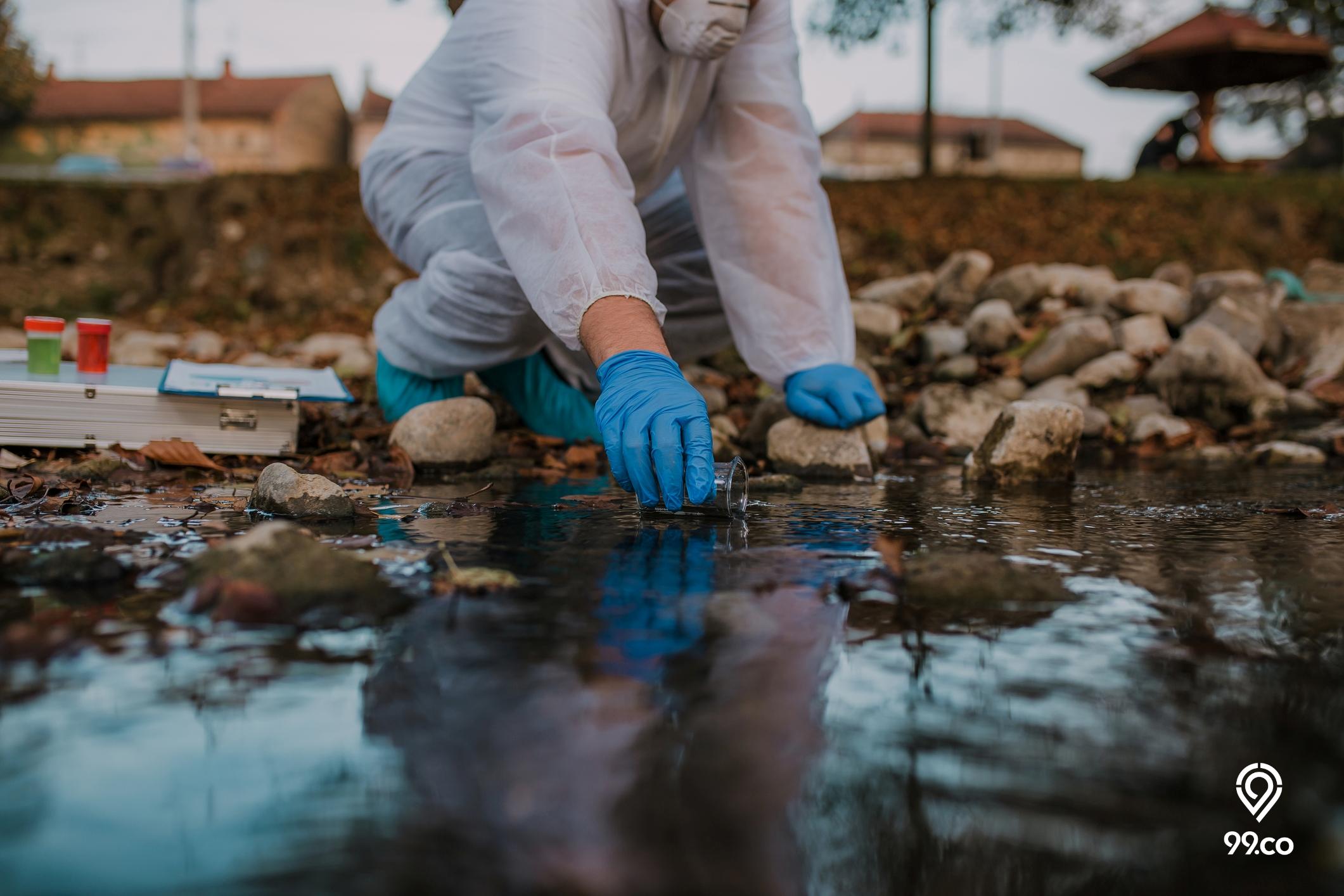 Contoh Pencemaran Air Beserta Dampak dan Cara Menanggulangi