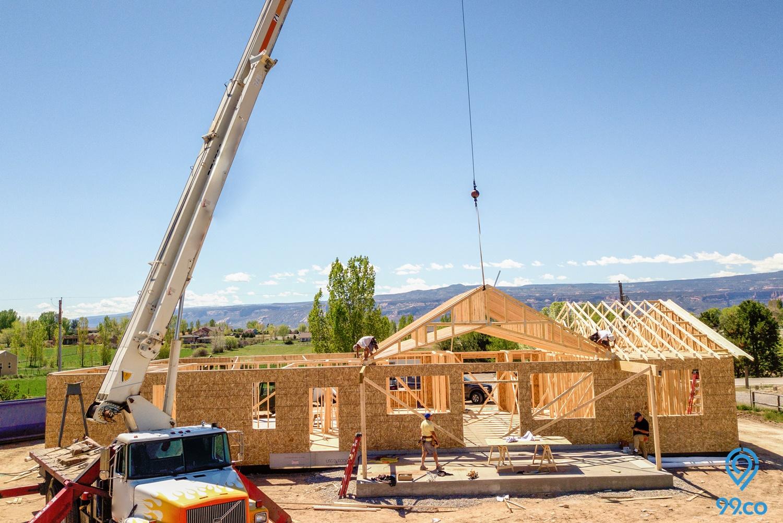 Inilah 10 Bahan Bangunan Rumah dan Harga Terbaru Tahun 2020!