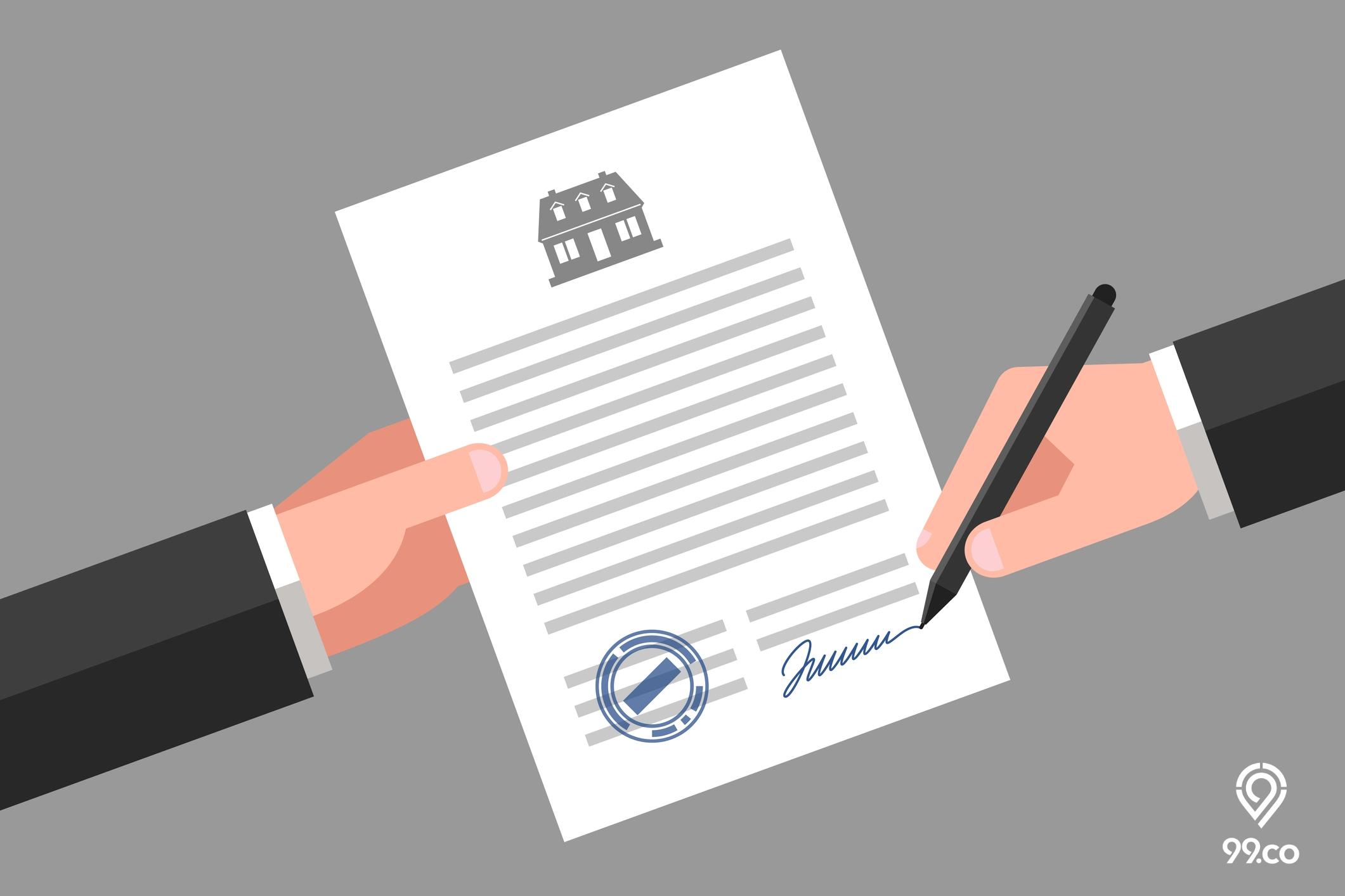 Contoh Surat Keterangan Kerja untuk KPR dan Cara Membuatnya