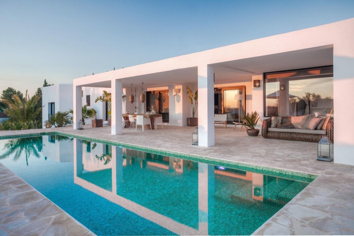 7 Desain dan Denah Rumah Mewah Terbaru 2020, Elegan dan Minimalis!