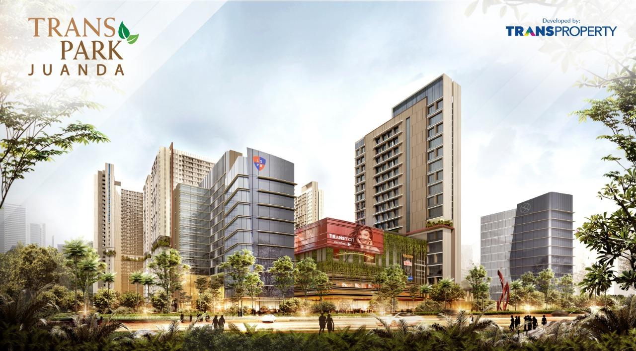 Trans Park Juanda, Apartemen dengan Konsep Terpadu di Bekasi Timur