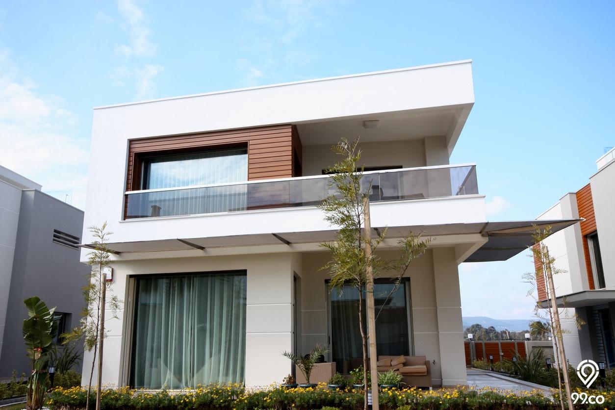 Suka Desain Rumah Minimalis? Ini Ciri dan 3 Rekomendasi Menariknya di Bogor