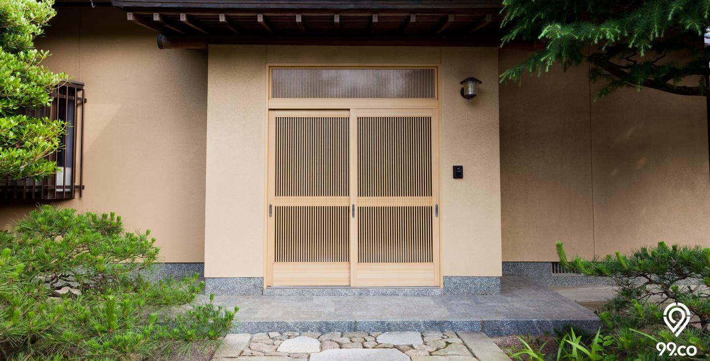 Indahnya Arsitektur Rumah Jepang yang Asri dan Sederhana