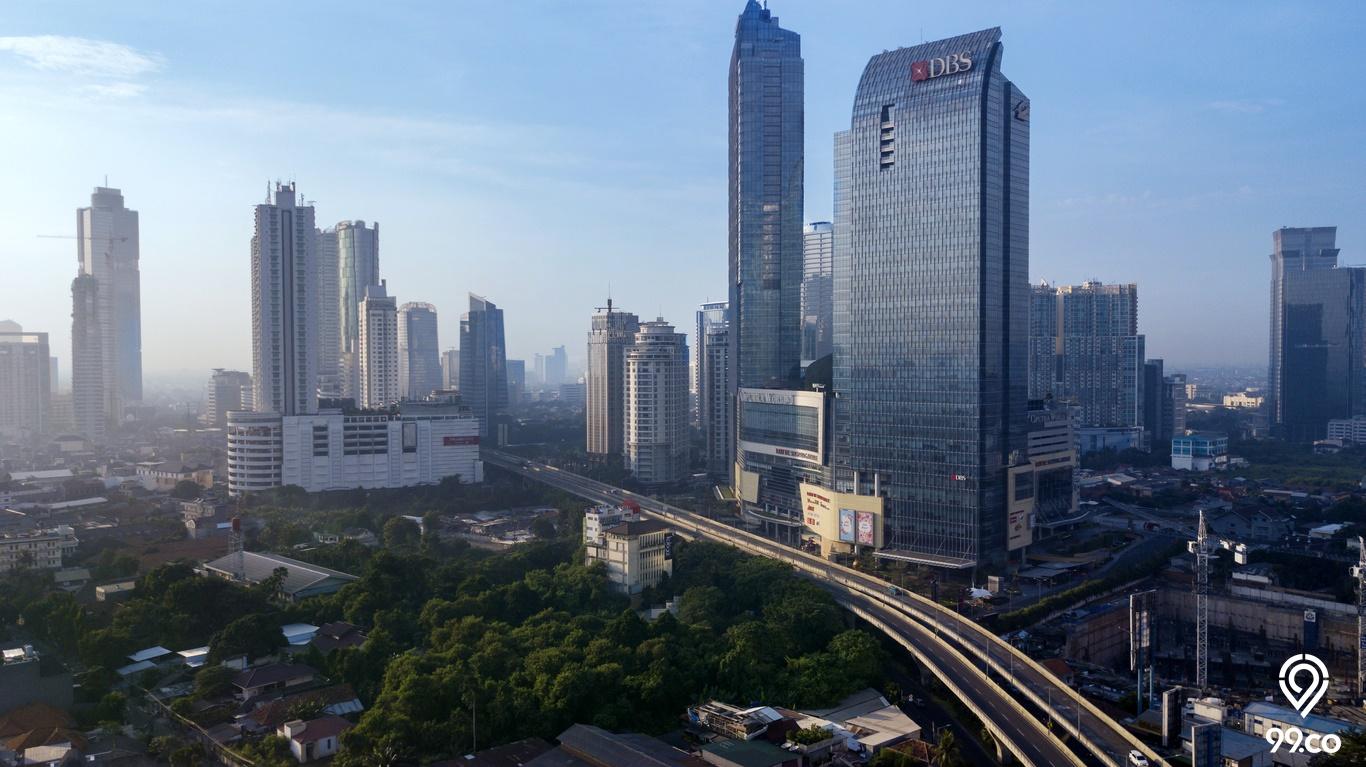 Pilihan Apartemen Jakarta Selatan di Berbagai Rentang Harga