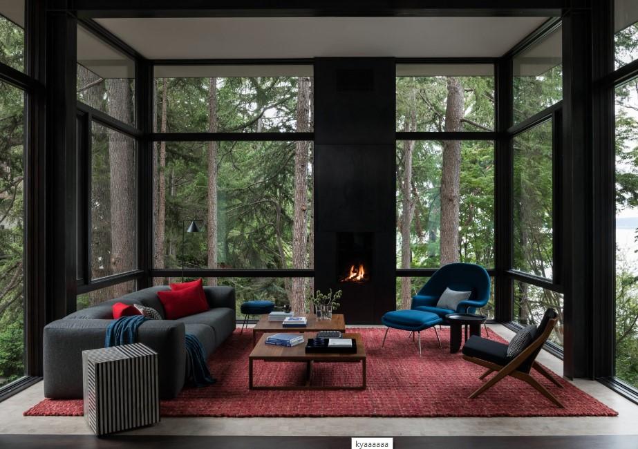 13 Desain Interior Rumah Lengkap Seluruh Ruangan Minimalis Dan Modern
