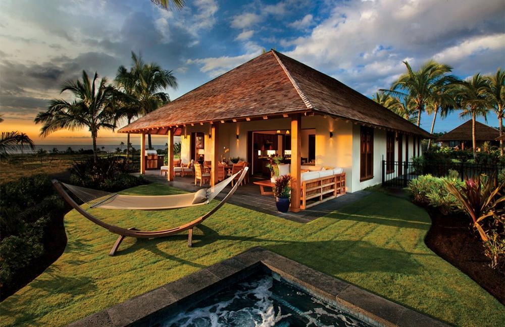 Aloha! Yuk, Intip Inspirasi Rumah Hawaii dari Pulau Lava!