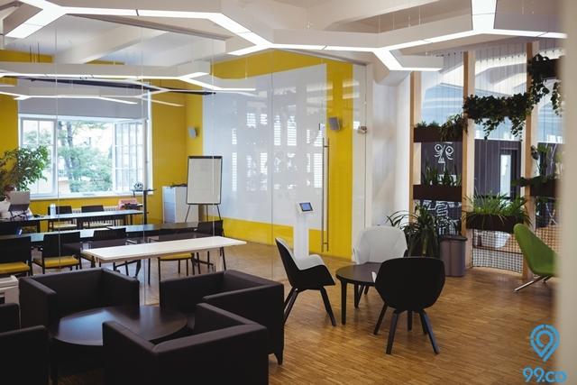 Inspirasi Desain Ruang Kantor dari 9 Perusahaan Ternama di Dunia