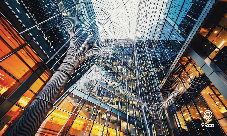 Mengenal Arsitektur High Tech Dan Penerapannya Pada Bangunan