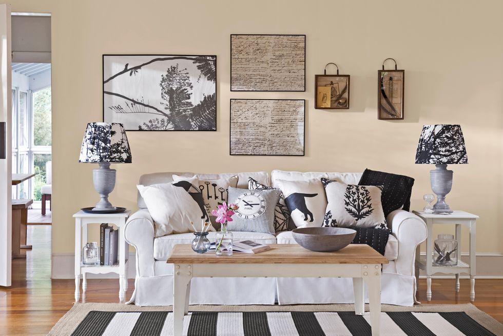Rekomendasi Warna Cat untuk Mempercantik Interior Ruangan!