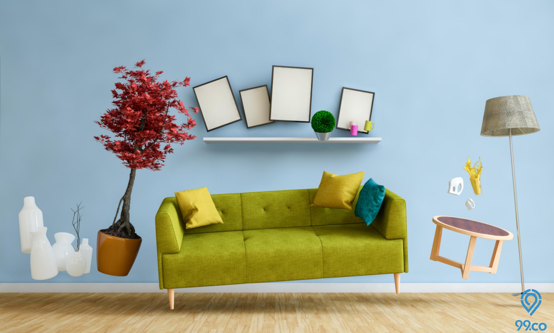 Smart Furniture, Cara Tingkatkan Nilai Jual dan Sewa Apartemen Studio