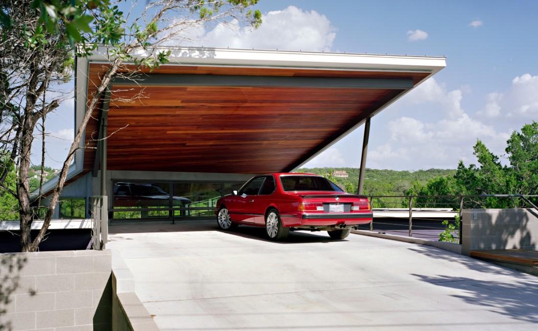 10 Desain Carport Minimalis untuk Tampilan Rumah Milenial