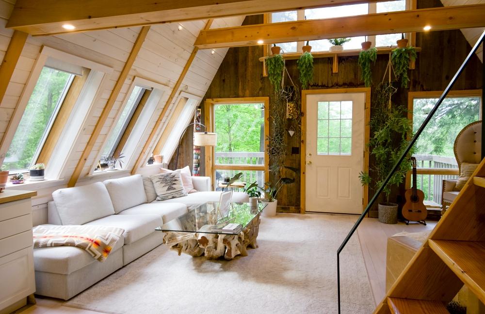 8 Ide Dekorasi Cerdas Agar Loteng Rumah Makin Ciamik