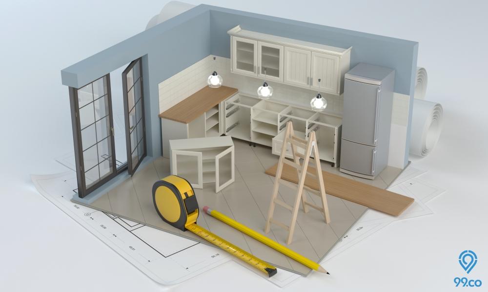 Trik Merancang Desain Rumah Tumbuh Berdasarkan Tata Ruang