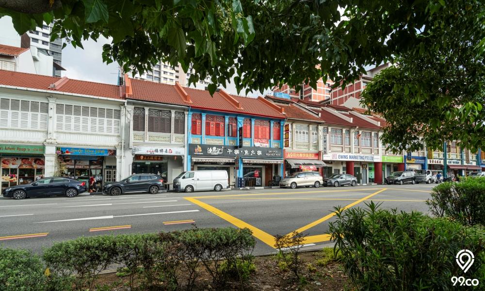 Ruko 3 Lantai di Kota Surabaya, Sumber 'Cuan' di Pusat Keramaian