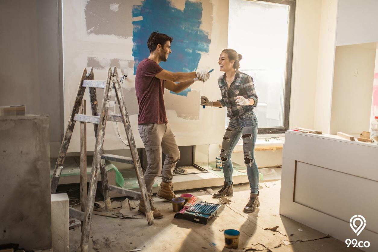 10 Cara Renovasi Rumah yang Murah tapi Tetap Indah!