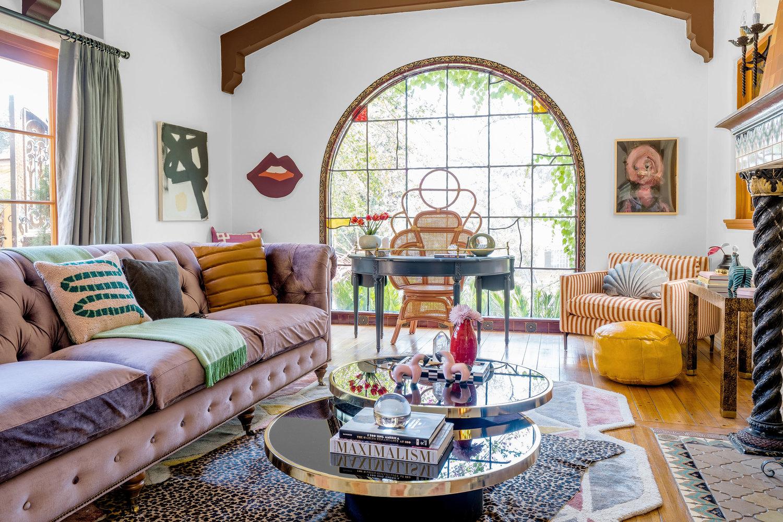Ragam Colorful Design untuk Interior Rumah yang Unik