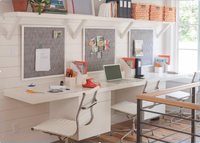 Inspirasi Desain Ruang Belajar, Supernyaman dan Bikin Betah!