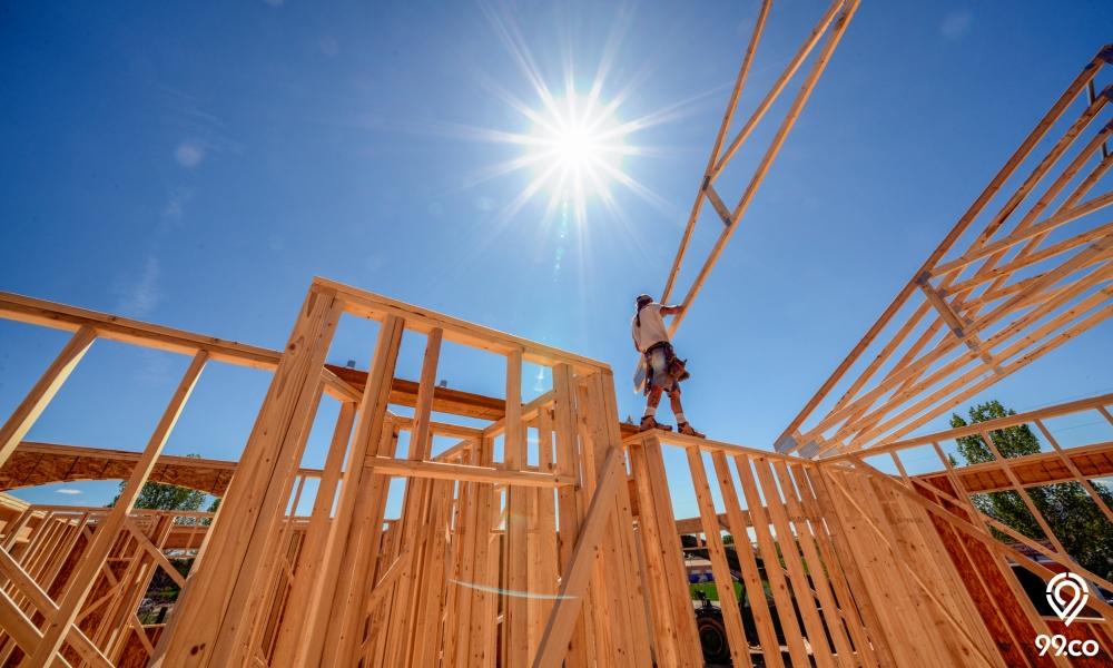 Material Bangunan Arsitektur Modern dan Kisaran Harga Terbaru 2020