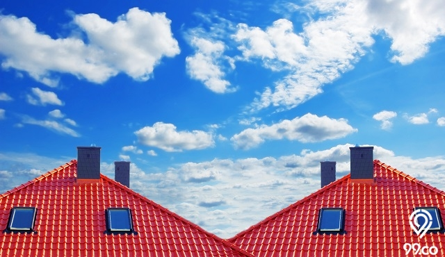 Ampuh Usir Gerah, Ini 7 Jenis Atap Rumah yang tidak Panas