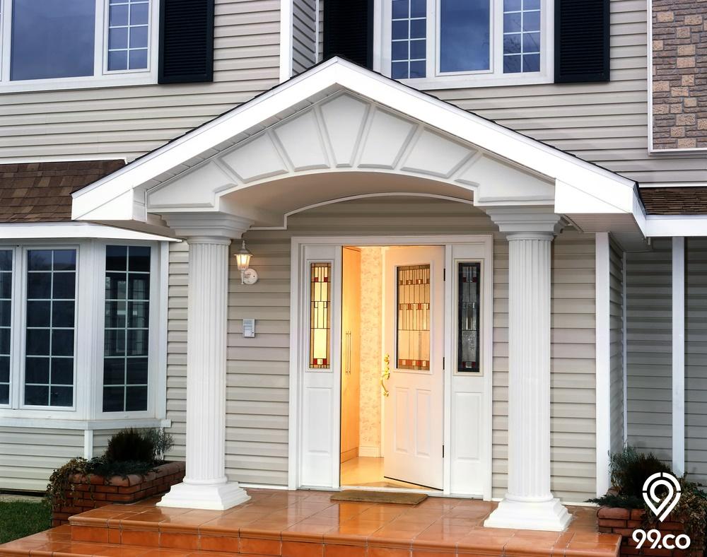 9 Model Pilar Rumah, Membuat Rumah Lebih Elegan dan Mewah!