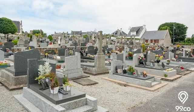 Fakta dan Mitos Rumah Dekat Kuburan, Pantaskah untuk Dibeli?