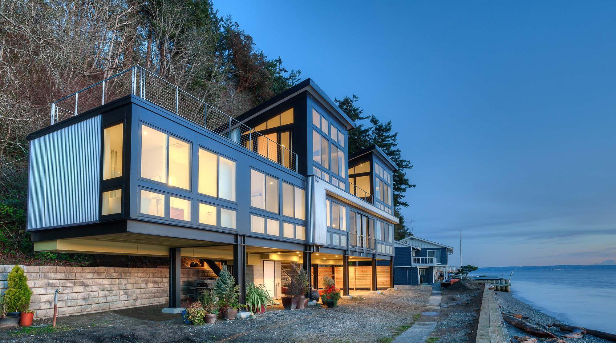 5 Rumah Panggung Modern untuk Inspirasi Bangun Rumah