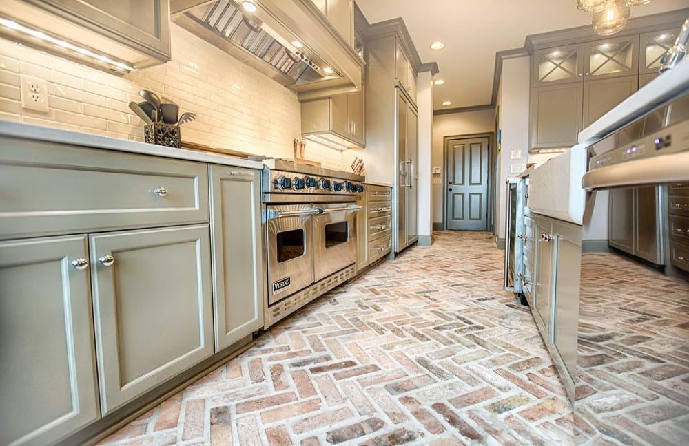 7 Desain Lantai Dapur yang Hits di Tahun 2021