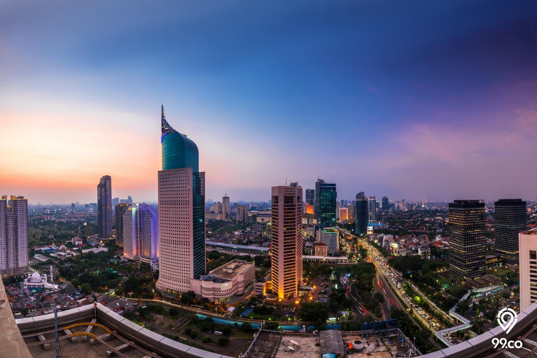 5 Daftar Apartemen di Jakarta Selatan yang Paling Curi Perhatian
