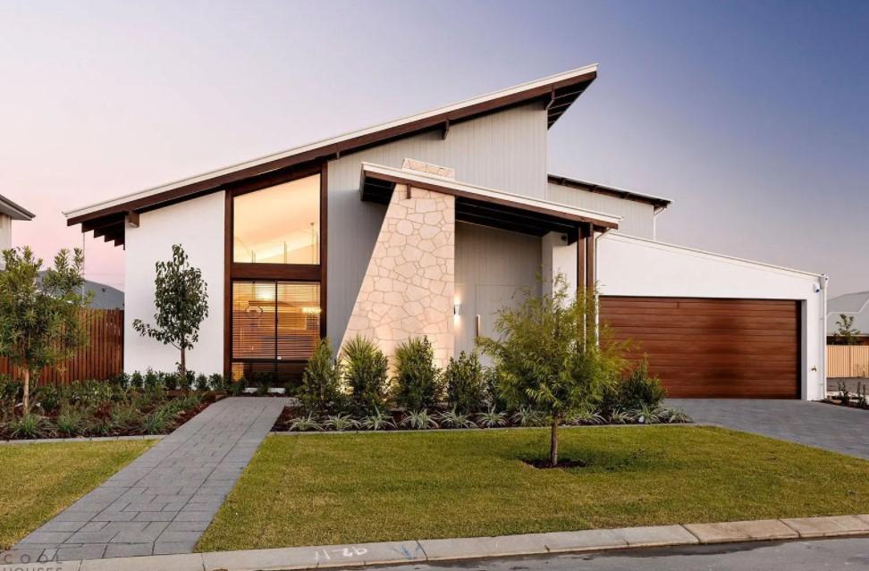 8 Inspirasi Desain Atap Rumah Modern