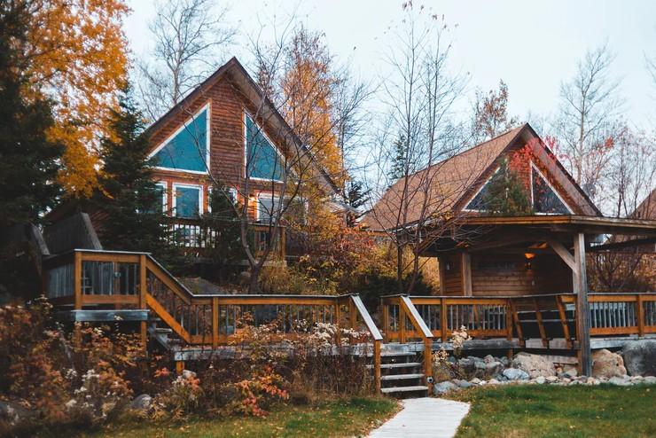 10 Desain Rumah Kayu Minimalis, Cocok untuk Keluarga Milenial