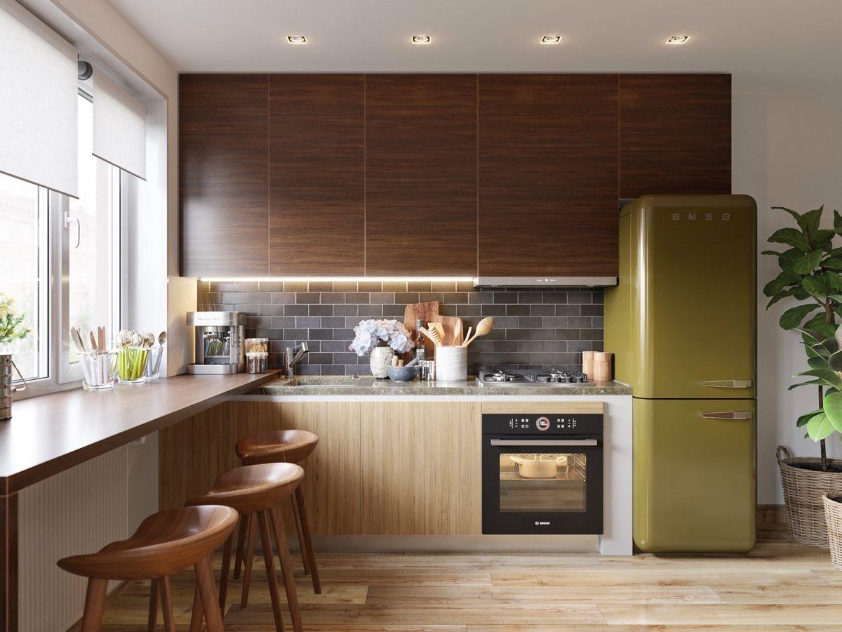 Tips Punya Kitchen Set Apartemen. Ruang Terbatas Bukan Masalah!