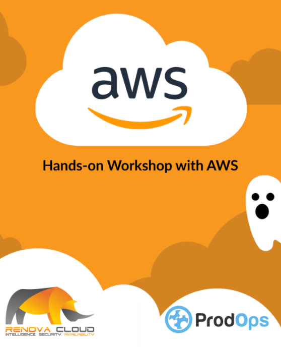 hands-on training on aws
