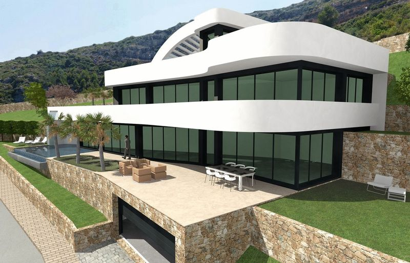 New Build in Javea