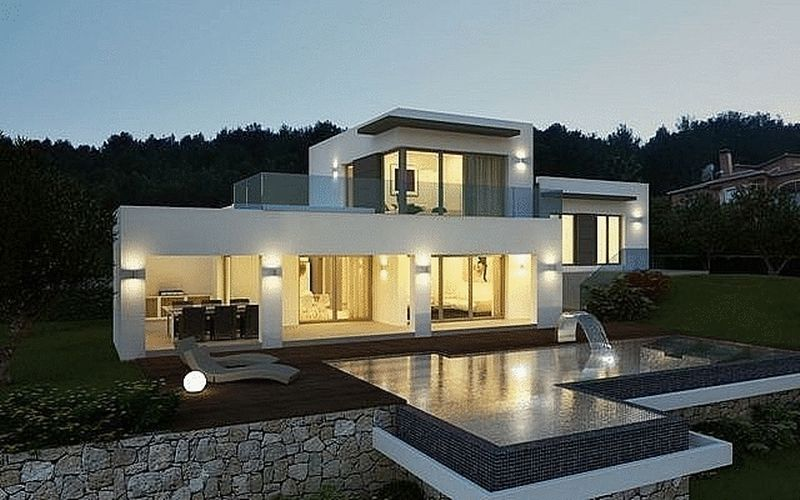 New Build in Moraira