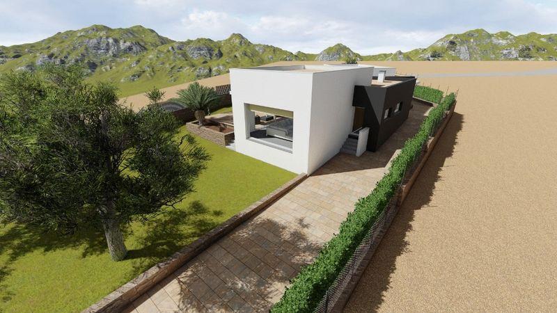 New Build in Moraira