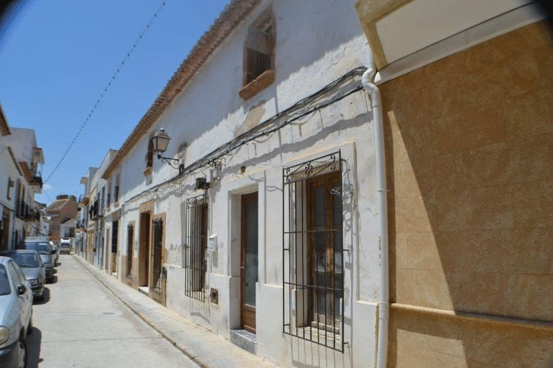 Townhouse in Javea