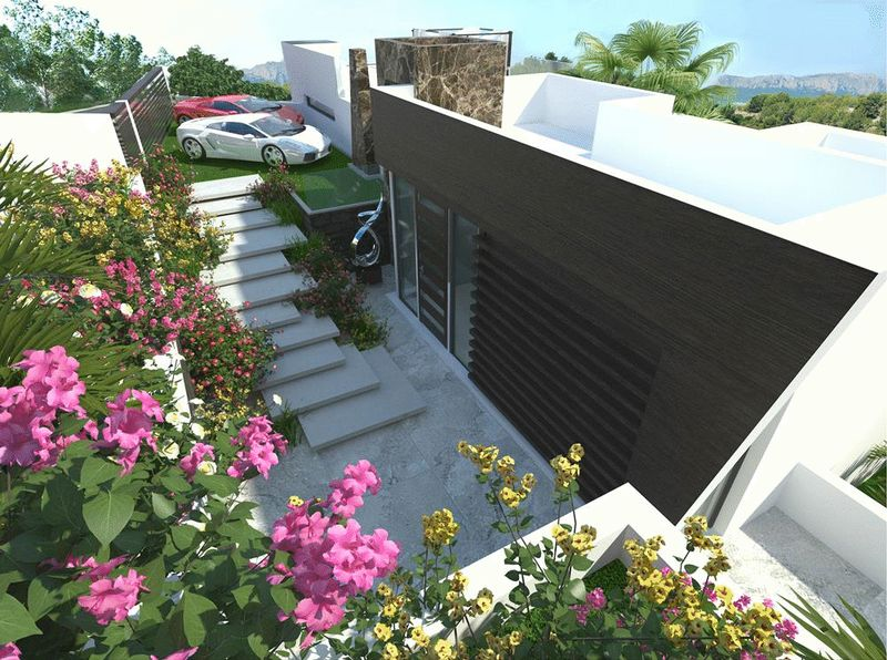New Build in Benissa Coastal