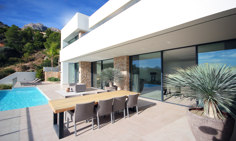 4 bedroom villa For Sale in Altea - photograph 6