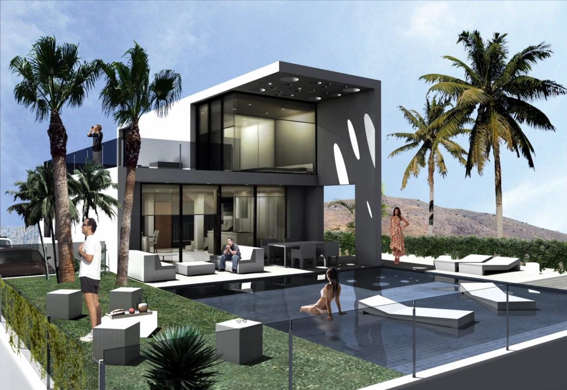 4 bedroom villa For Sale in Finestrat - Main Image