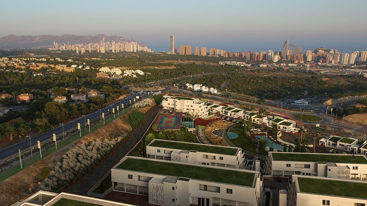 2 bedroom apartment For Sale in Finestrat - photograph 5