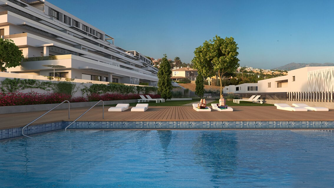 2 bedroom apartment For Sale in Finestrat - photograph 7