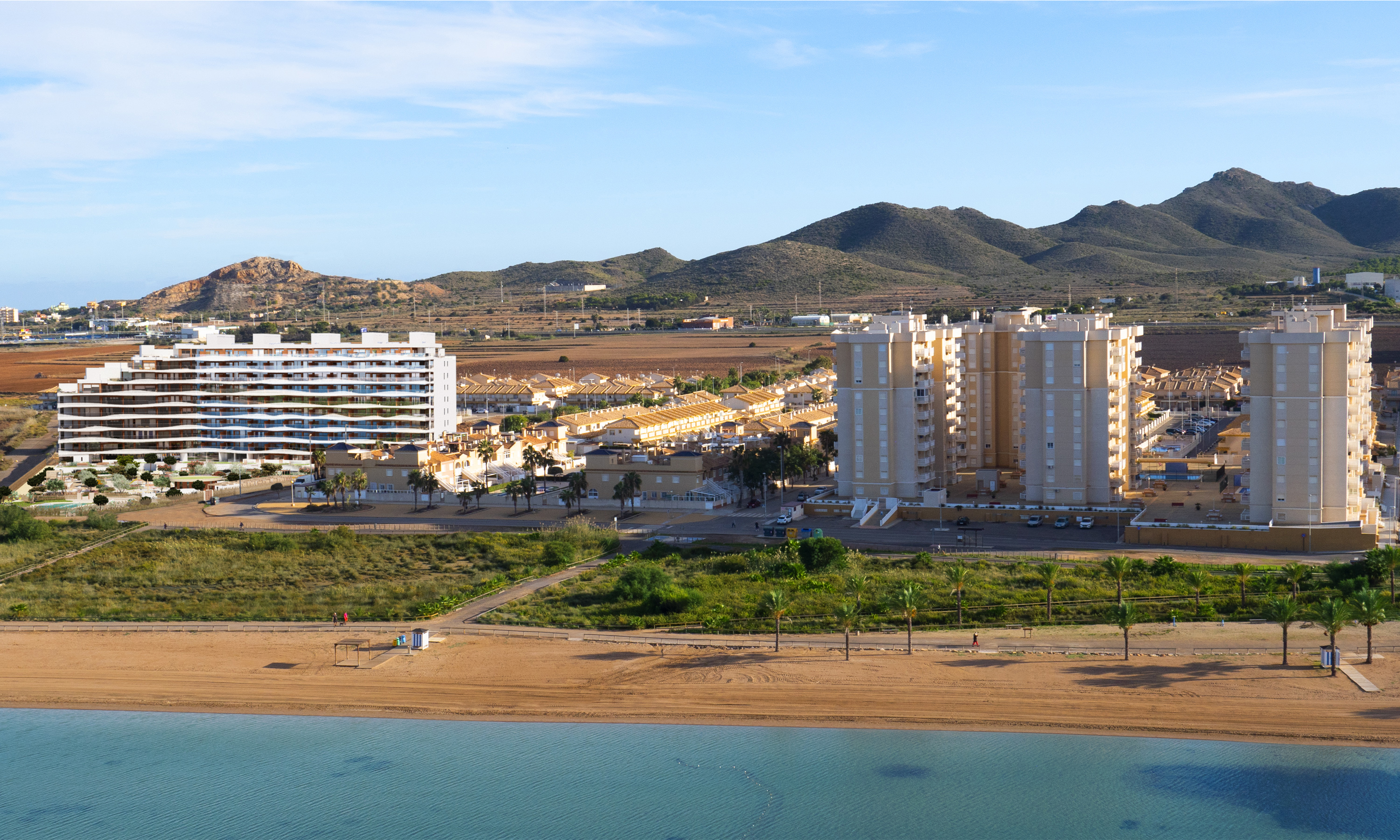 2 bedroom apartment For Sale in Playa Honda - Main Image