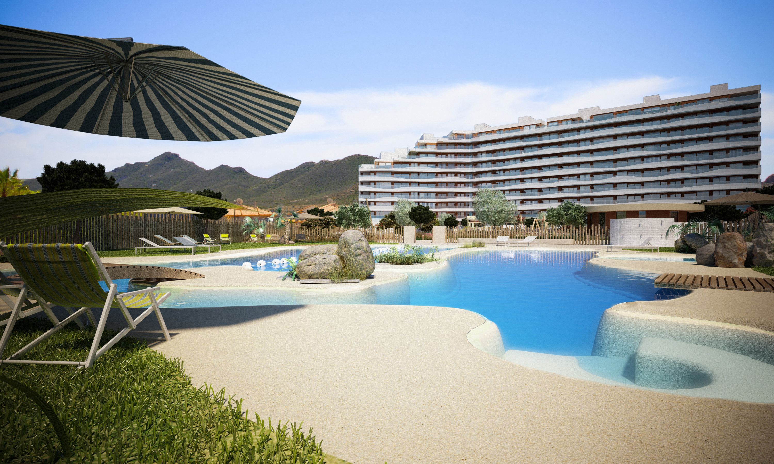 2 bedroom apartment For Sale in Playa Honda - photograph 4