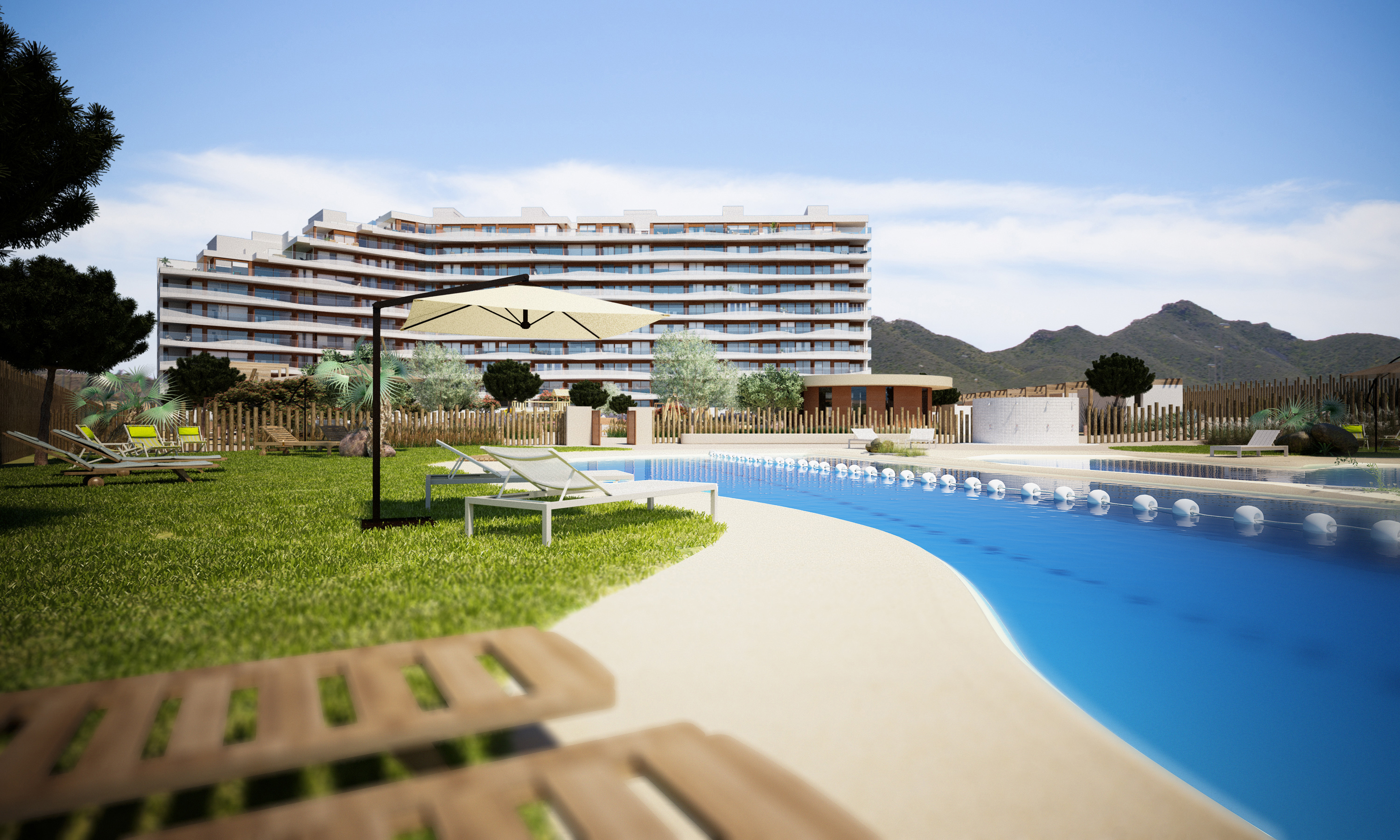 2 bedroom apartment For Sale in Playa Honda - photograph 5