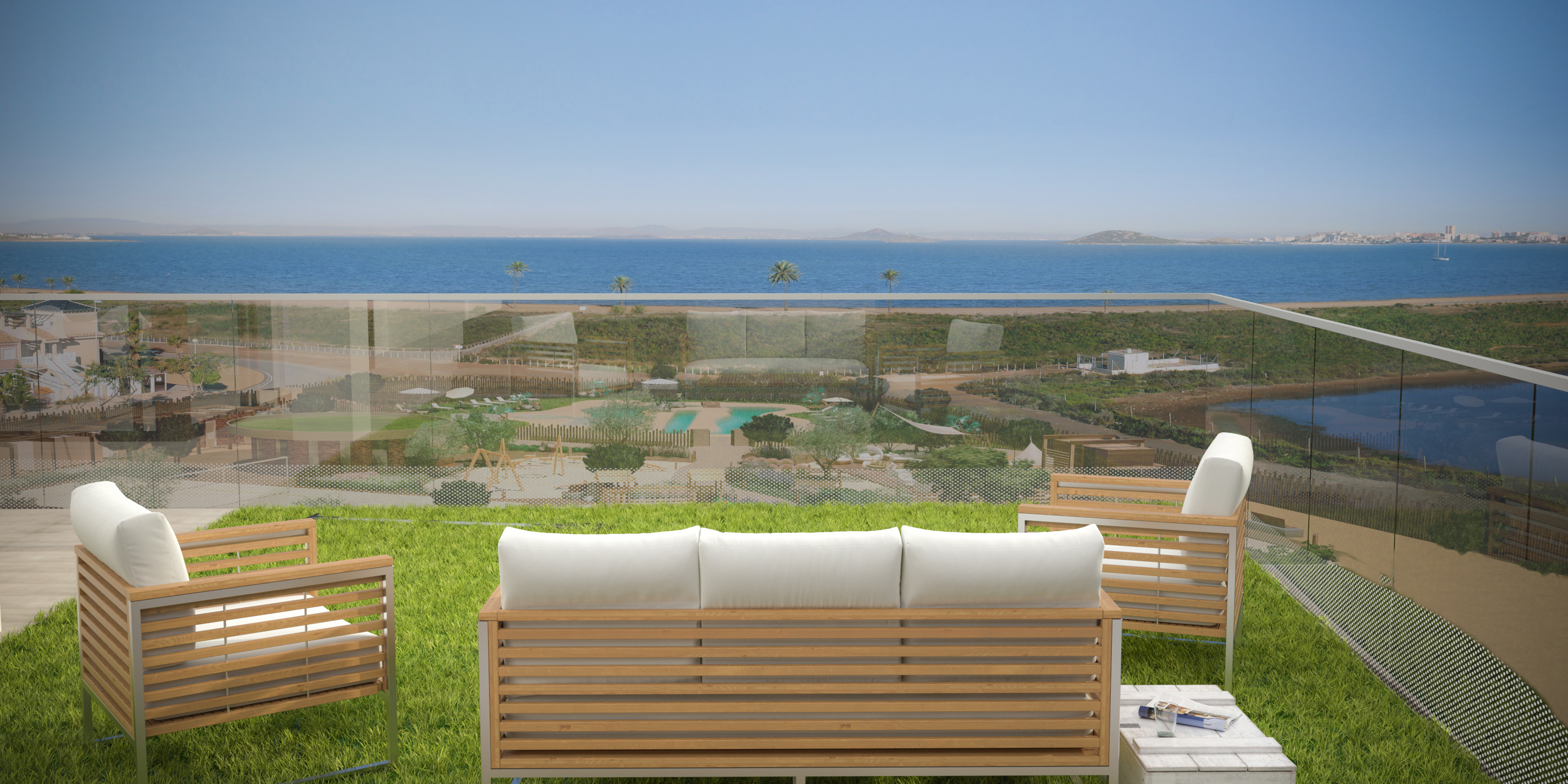 2 bedroom apartment For Sale in Playa Honda - photograph 10