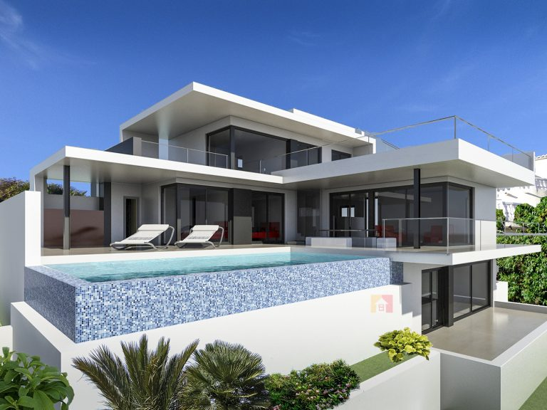 4 bedroom villa For Sale in Cumbre Del Sol - Main Image