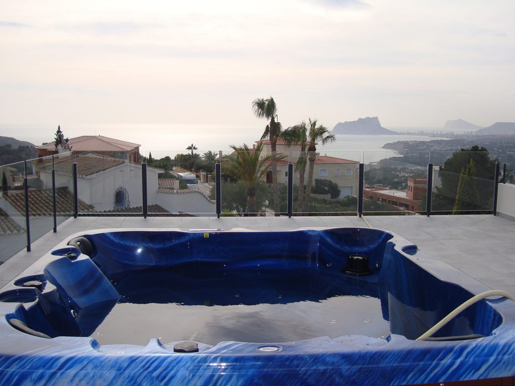 4 bedroom villa For Sale in Cumbre Del Sol - photograph 11