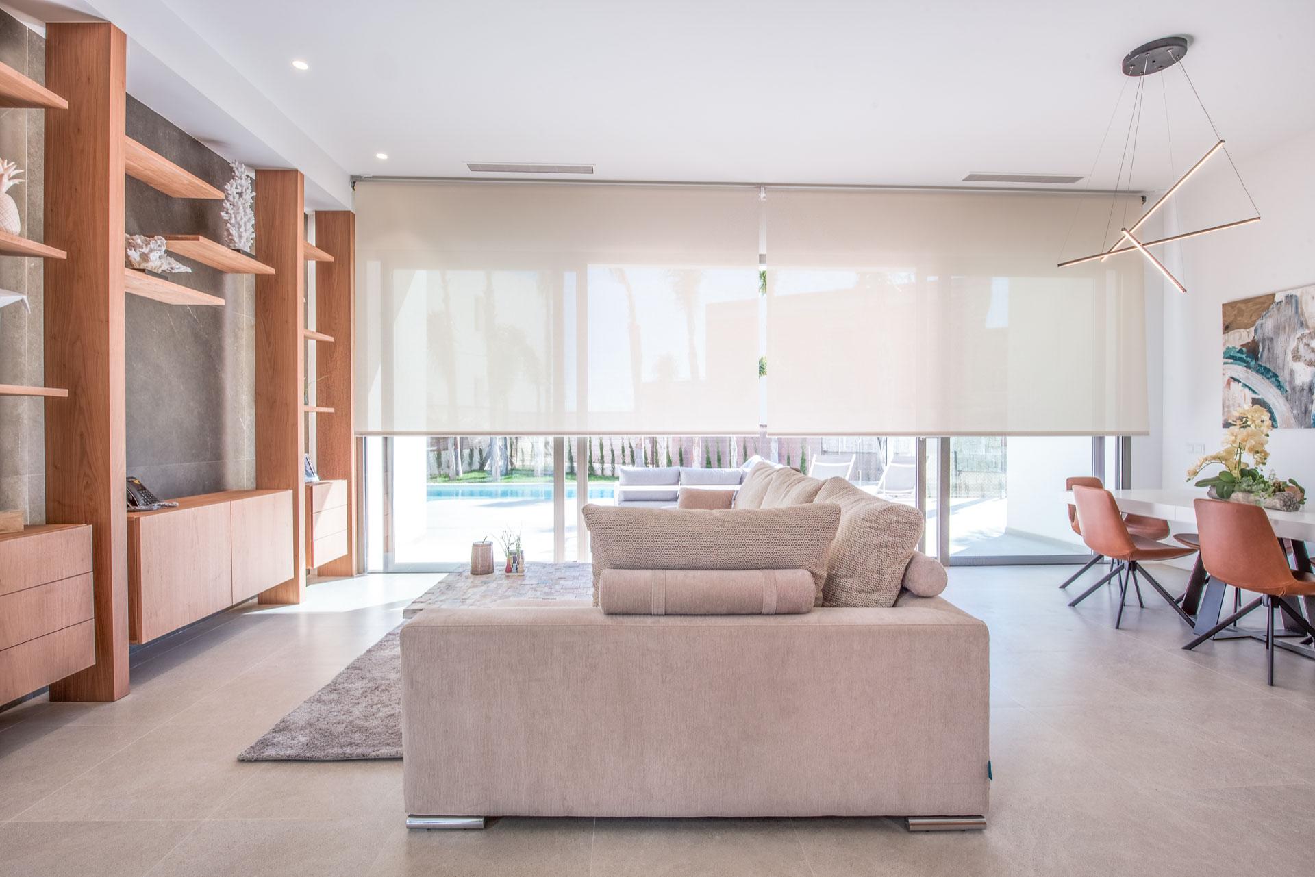 4 bedroom villa For Sale in Finestrat - photograph 4