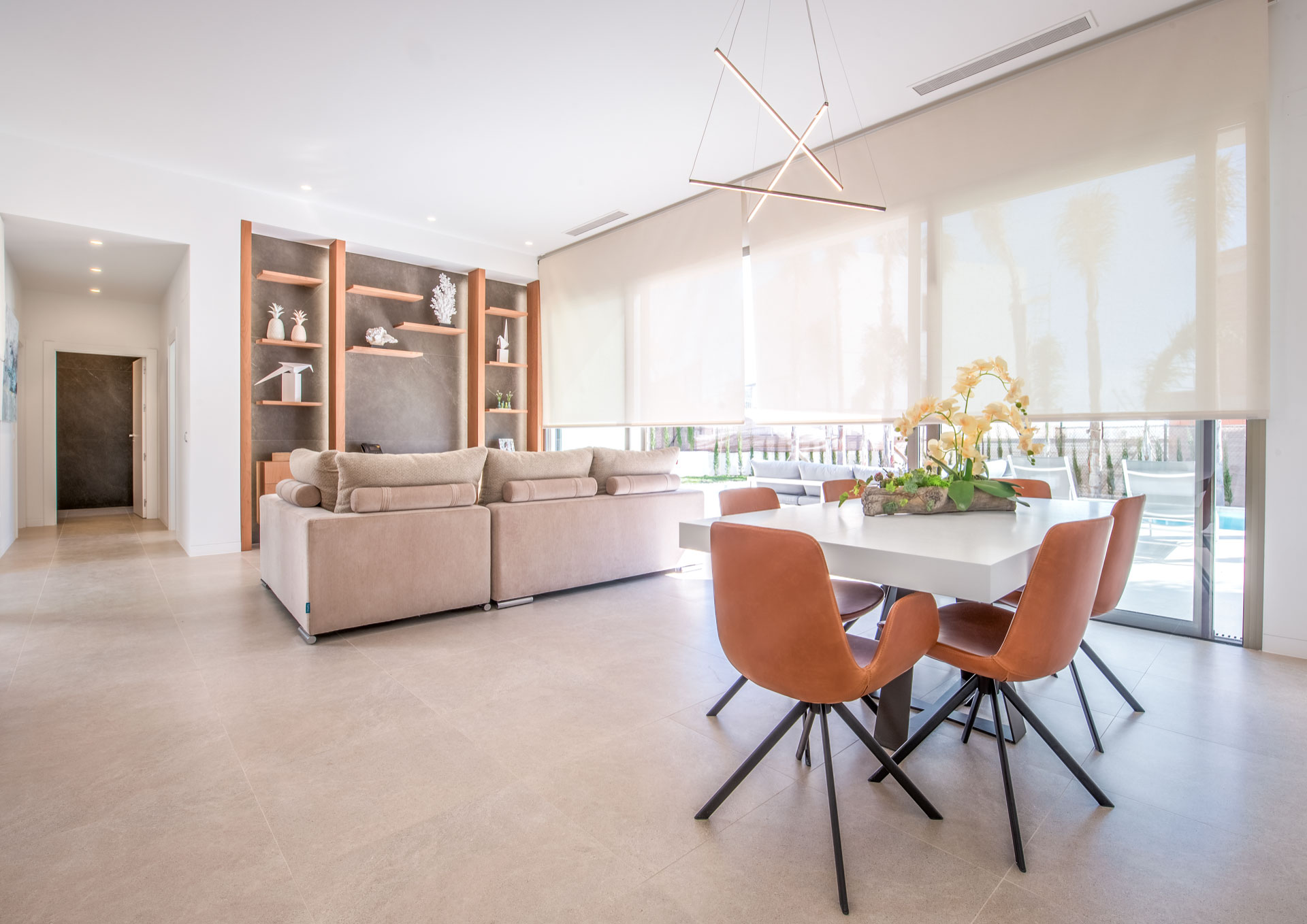 4 bedroom villa For Sale in Finestrat - photograph 8